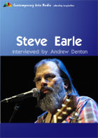 Steve Earle - Interviewed by Andrew Denton