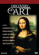 Discovery Of Art 6-DVD Set