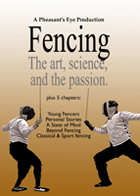 Fencing: The art, science, and the passion