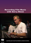 Recording Film Music with Gerry Nixon