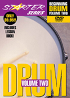 Beginning Drum Starters Series Vol 2