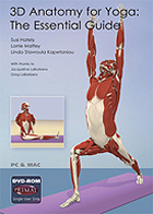 3D Anatomy for Yoga: The Essential Guide