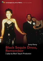 Jenny Kemp: The Black Sequin Dress, Remember